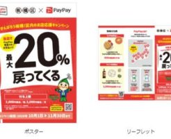 PayPay自治体応援キャンペーン対象店舗