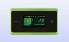 モバイルWiFi「WiMAX」ルーター